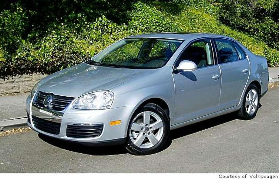 2008 Volkswagen Jetta 2 5 Se