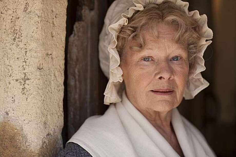 MASTERPIECEª CLASSIC 'Return to Cranford' Dame Judi Dench as Miss Matty Jenkyns Photo: Courtesy Of PBS