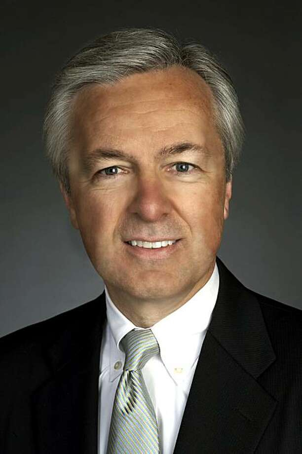 In this undated photo provided by Wells Cargo & Co., CEO John Stumpf is seen. Wells Fargo said Friday, Dec. 31, 2009, its CEO and three other high-ranking executives won't get cash bonuses in 2009. (AP Photo/Wells Fargo & Co., Cindy Charles) ** NO SALES ** Photo: Cindy Charles, AP