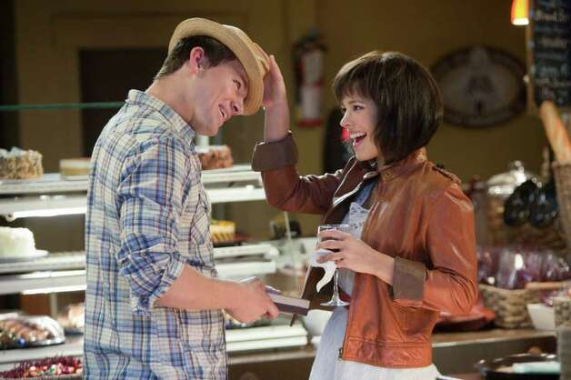 Kerry Hayes/Screen Gems Channing Tatum and Rachel McAdams star in Screen Gems' THE VOW. Photo: Kerry Hayes SMPSP / © 2010 Vow Productions, LLC.  All rights reserved.