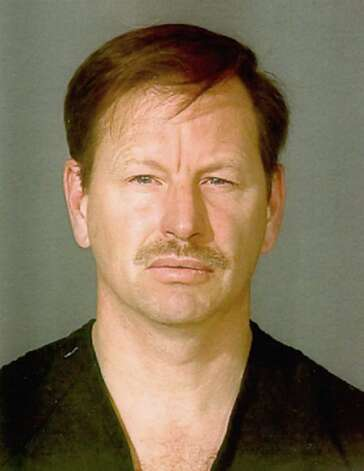 Gary Ridgway pictured following his arrest in November 2001. (AP Photo/King County Sheriff's Dept., ho) Photo: File / KING COUNTY SHERRIFFS DEPARTMENT