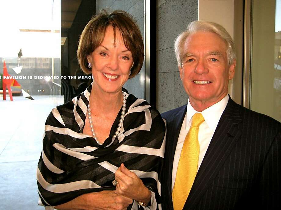 Charles Schwab is the founder of the Charles Schwab Corporation, a leading financial services firm. His wife Helen Schwab, is president of the board of the Charles and Helen Schwab Foundation, a private foundation that supports entrepreneurial organizations working in education, poverty prevention, human services and health. The couple is active in various philanthropic endeavors and Charles also serves as chairman of the San Francisco Museum of Modern Art. Photo: Catherine Bigelow, Special To The Chronicle