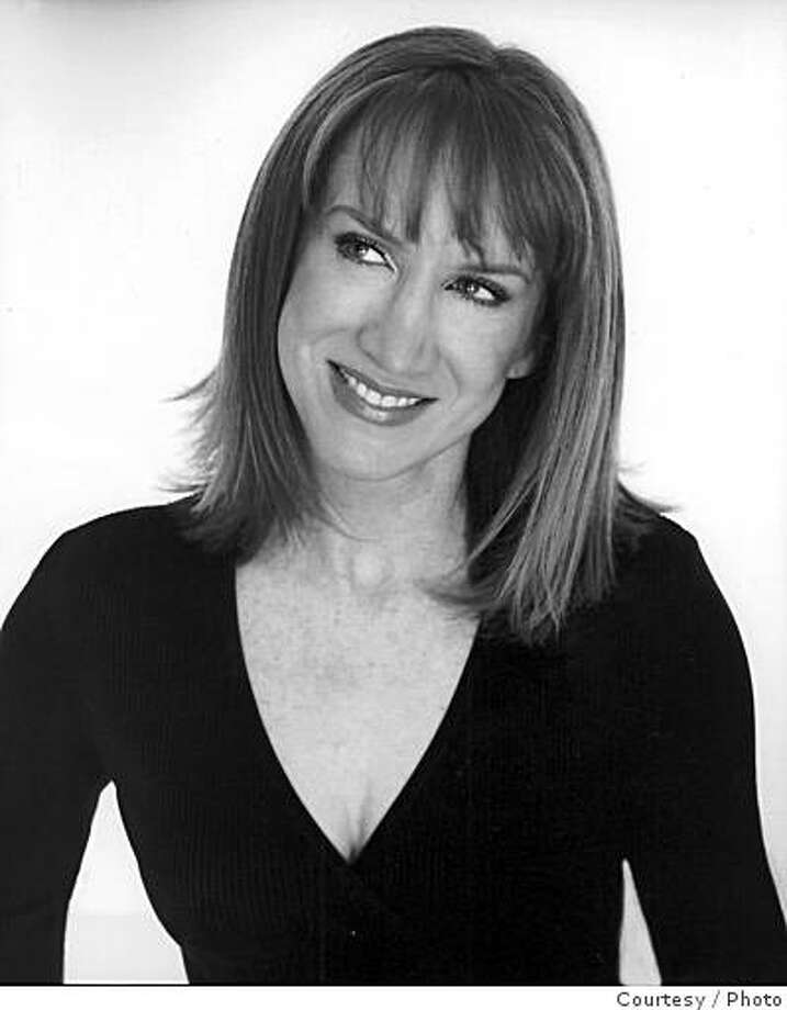 Comedian/reality show star Kathy Griffin. Photo: Photo, Courtesy