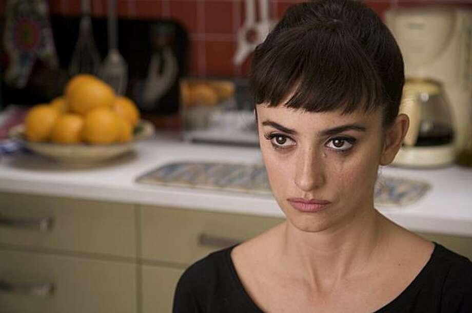 "Penelope Cruz in ""Broken Embraces."" Madrid Photo: Sony Pictures Classics"