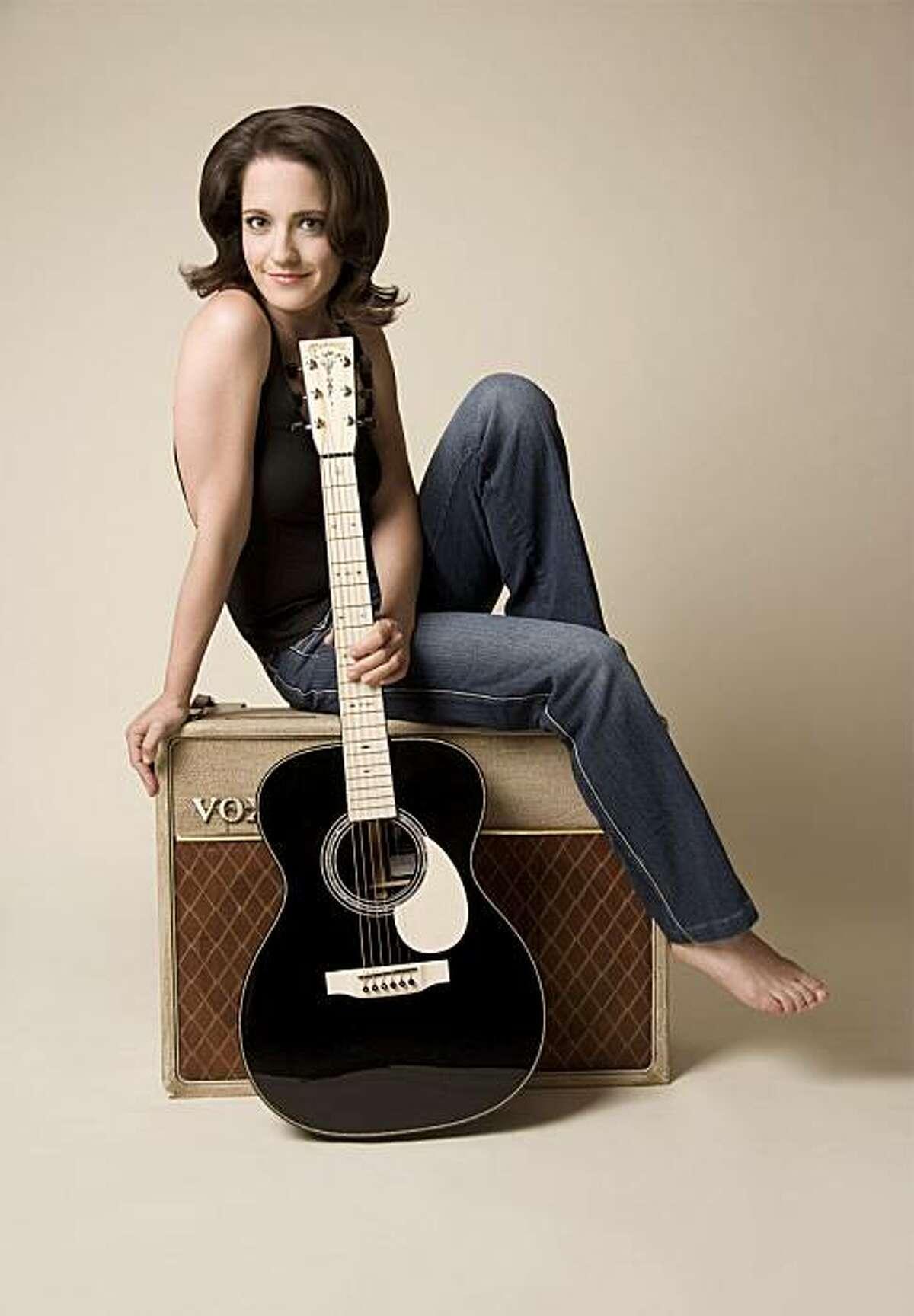 San Francisco singer-songwriter Brittany Shane.