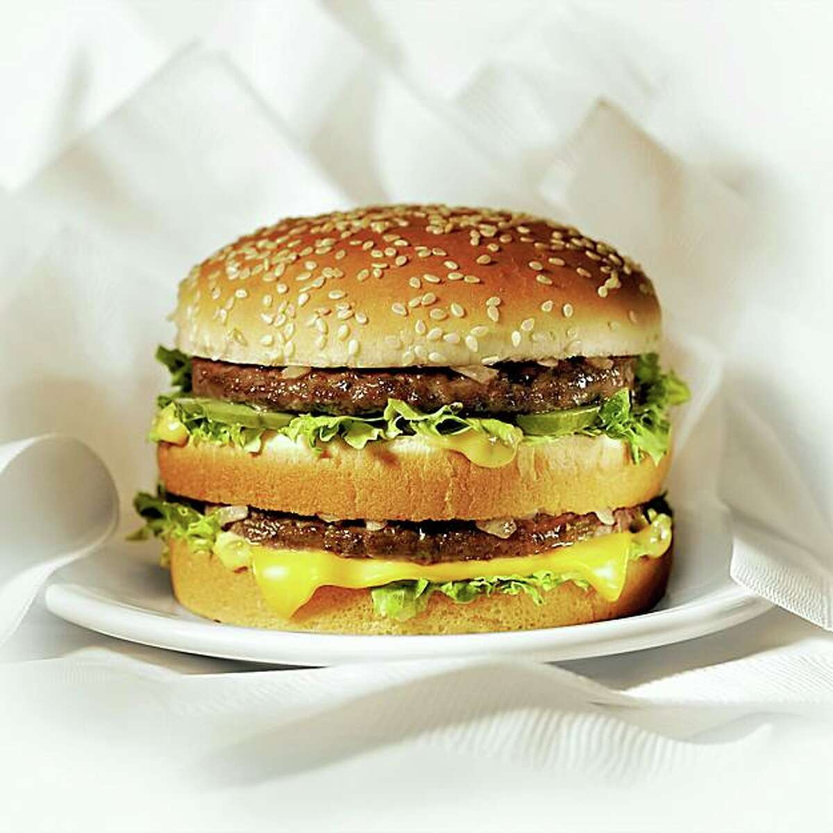 A San Francisco Board of Supervisors committee approved regulations requiring chain restaurants in the city to post on menus nutritional information such as total calories and fat content for standard food items. Under the new regulation, McDonald's would have to post the nutritional information for foods such as a Big Mac. Photo Courtesy of McDonald's Corporation