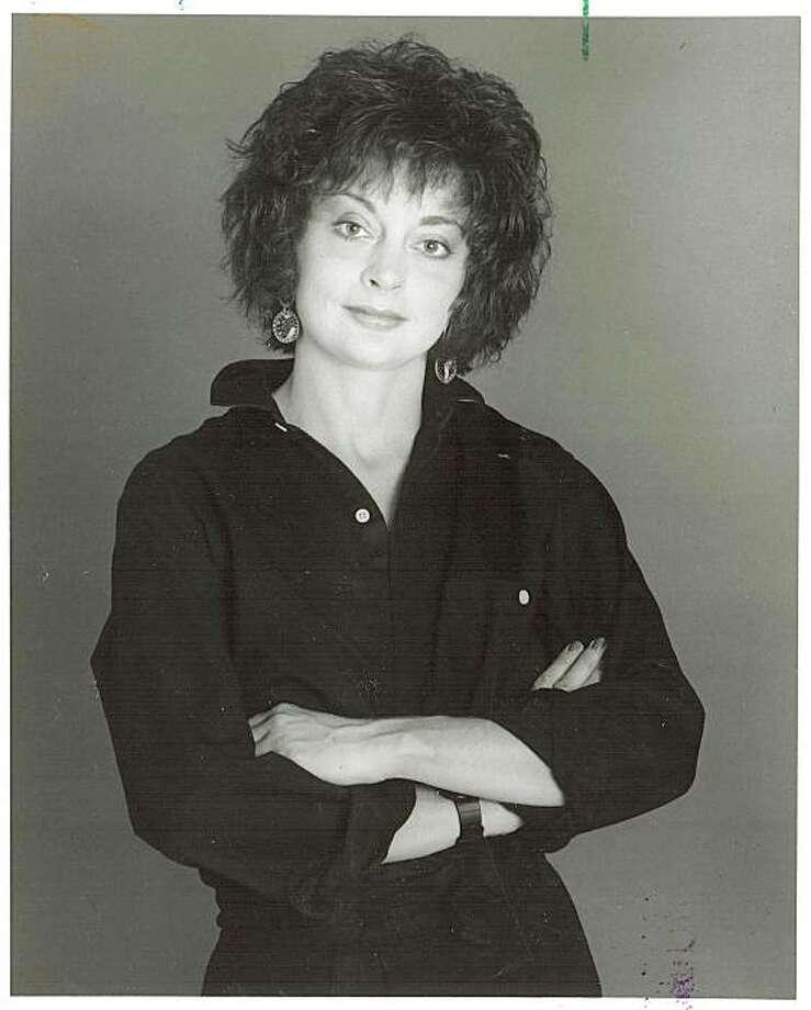 hurwitt13_ott_1630.jpg  September 9, 1990  Sharon Ott in 1988, when she was artistic director of Berkeley Repertory Theater. Photo: Cristina Taccone, The Chronicle, File
