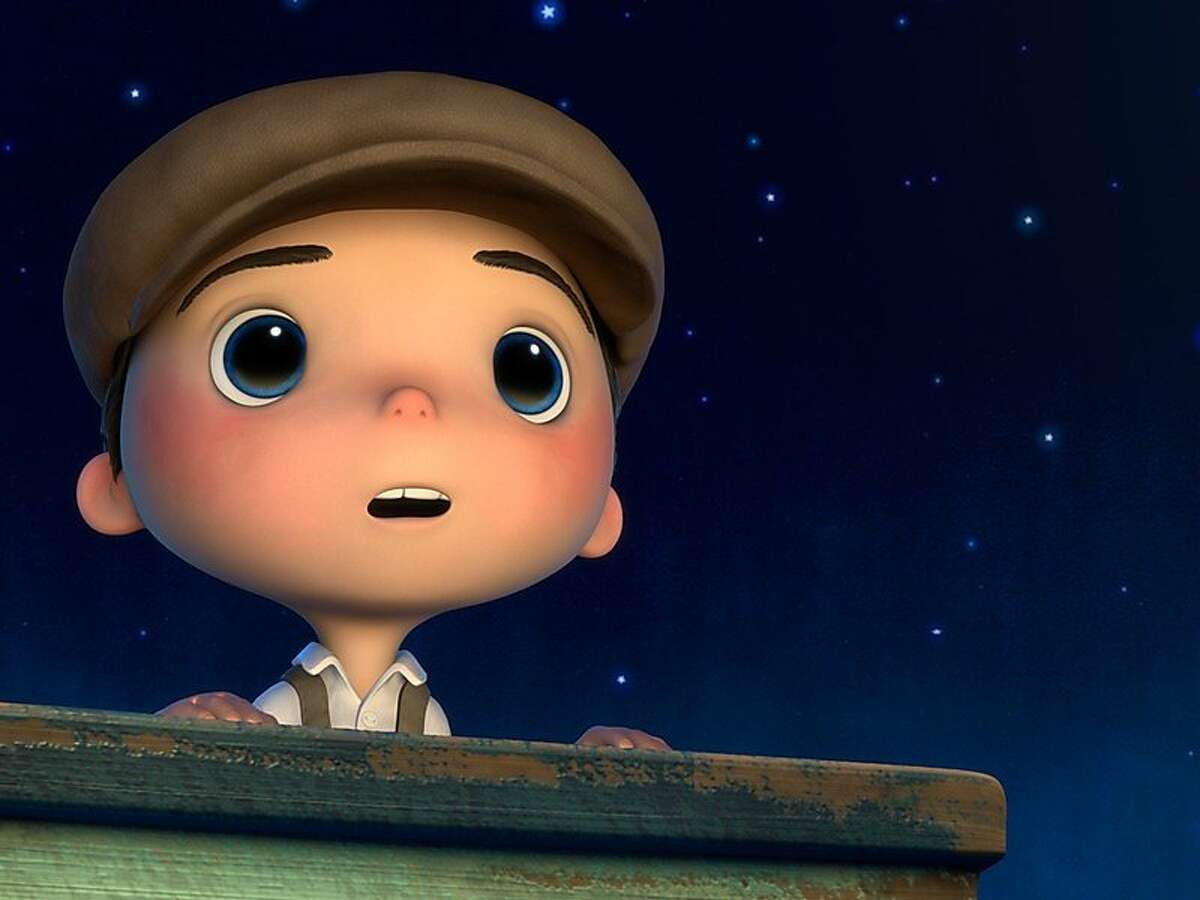 """""""La Luna"""" is nominated for an animated short Oscar."""