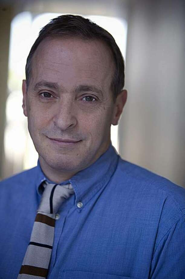 "David Sedaris, author of ""When You Are Engufed in Flames"" / Credit: Anne Fishbein / FOR USE WITH BOOK REVIEW ONLY Photo: Anne Fishbein"