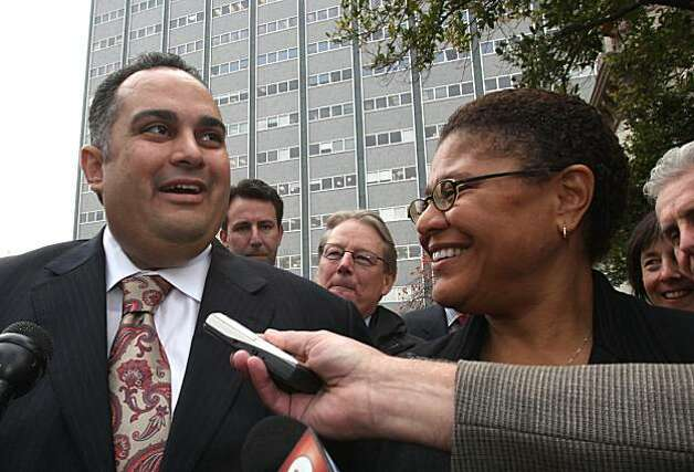 Gay Latino man chosen to lead state Assembly - SFGate