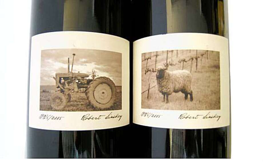 ###Live Caption:Wine label for 2005 Robert Sinskey Vineyards POV Napa Valley Red Wine###Caption History:Wine label for 2005 Robert Sinskey Vineyards POV Napa Valley Red Wine###Notes:###Special Instructions: Photo: Xx