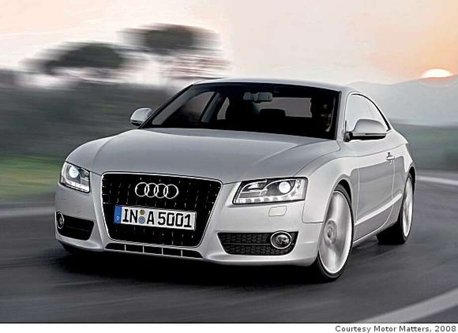 2008 Audi A5 Coupe Stirs Powerful Emotions Sfgate