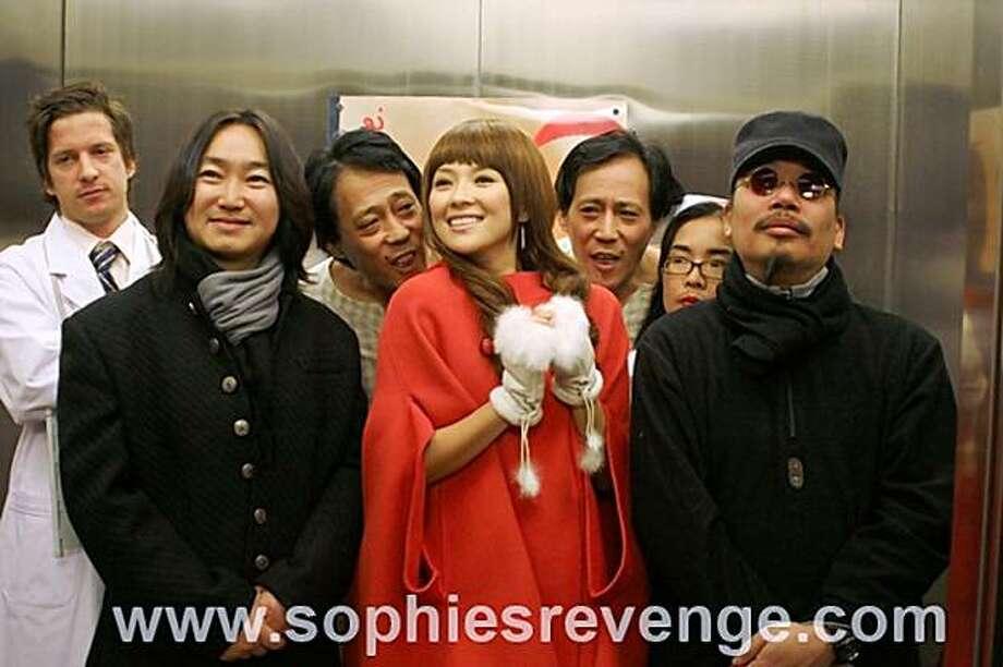 "Zhang Ziyi in the Chinese romantic comedy ""Sophie's Revenge."" Photo: Sophiesrevenge.com"