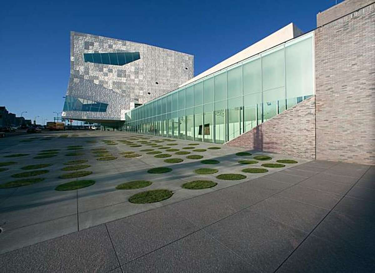 The Walker Art Center in Minneapolis, MN.