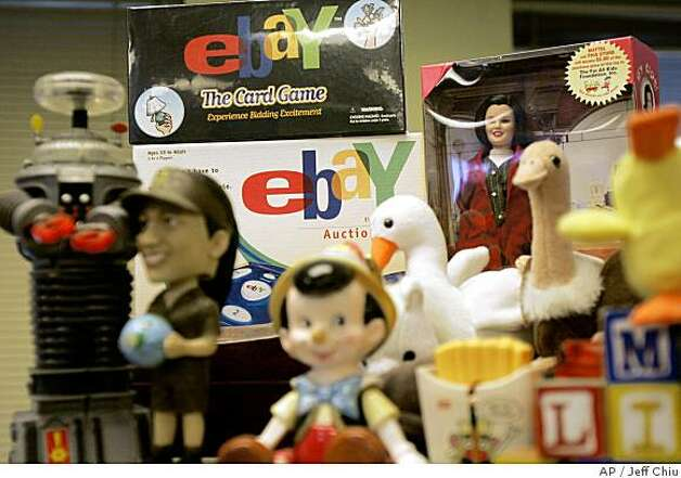 For years, eBay Inc. espoused an egalitarian view that all of its sellers should be treated equally. But these days, the online marketplace is increasingly taking an opposite tack by offering discounts to its biggest sellers, in hopes of luring more of their business. Photo: Jeff Chiu, AP