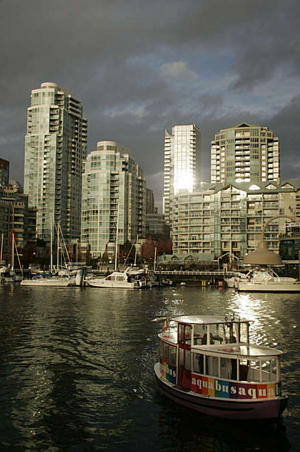 Off-the-beaten-path Vancouver. Vancouver has plenty of great neighborhoods that you won't see during Winter Olympics coverage. Photo: Spud Hilton, The Chronicle