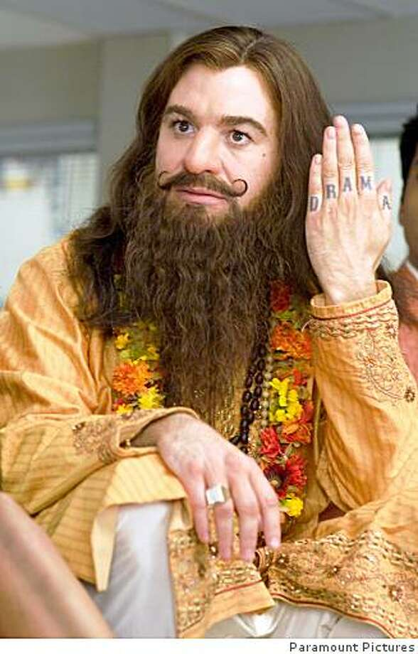 """Mike Myers in """"the Love Guru"""" 2008 Photo: Paramount Pictures"""