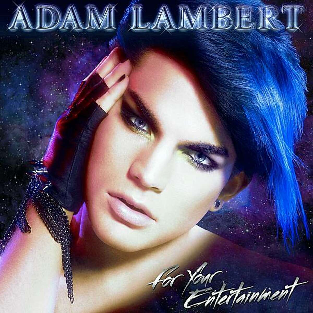 In this CD cover image released by 19/RCA Records, Adam Lambert's
