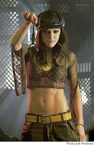 Hilary Duff in First Look Pictures' War, Inc. - 2008CR: First Look Pictures Photo: First Look Pictures