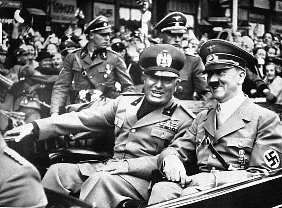 close relationship between hitler and mussolini Media in category meetings of adolf hitler and benito mussolini the following 42 files are in this category, out of 42 total.