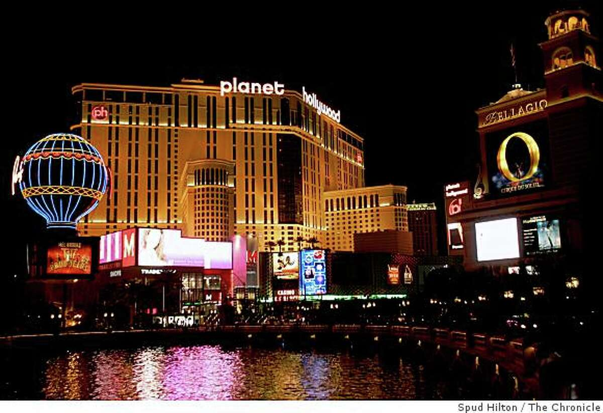 TRAVEL VEGAS -- The new-ish Planet Hollywood Hotel (formerly the Aladdin) plans to built a separate tower on the property that will not have a casino.travel_VEGAS31.jpg