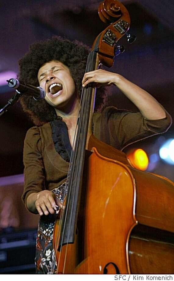 Bassist Esperanza Spalding: Hope fulfilled - SFGate