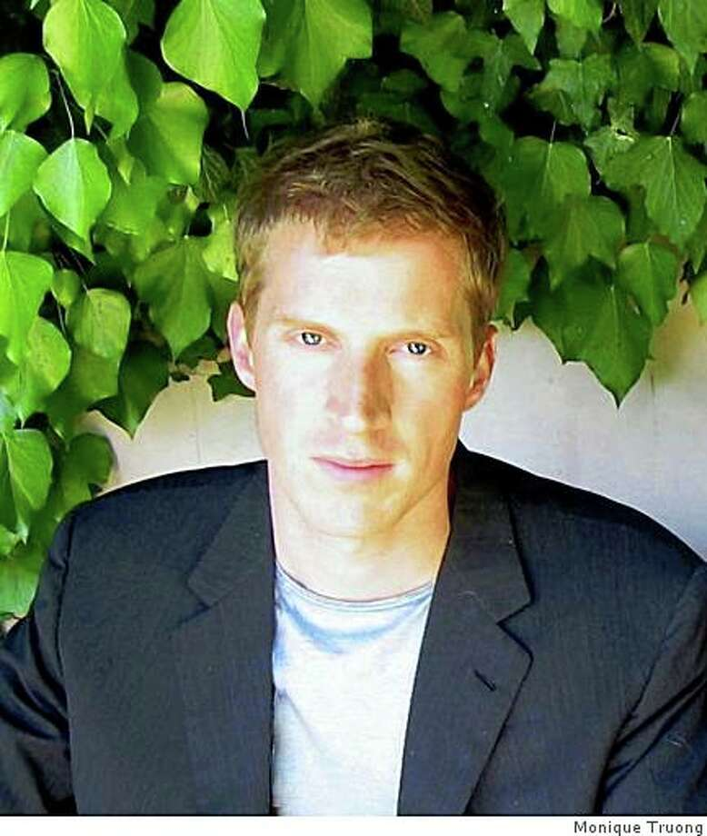 """Andrew Sean Greer, author of """"The Story of a Marriage"""" / FOR USE WITH BOOK REVIEW ONLY Photo: Monique Truong"""