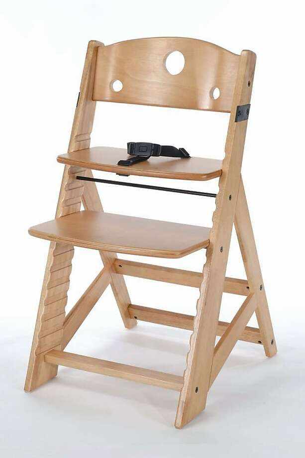 Keekaroo high chair Photo: Stokke