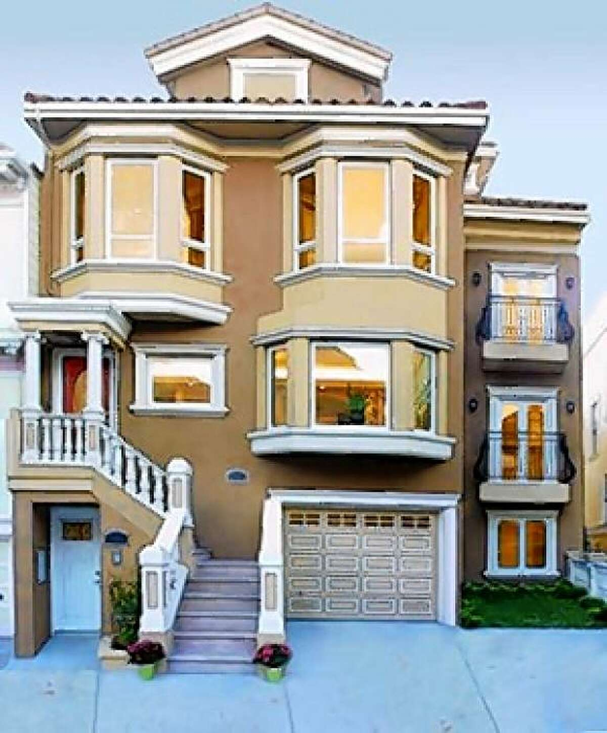 San Francisco Edwardian: This 4,200-quare foot home in the Inner Sunset was the grand prize in a raffle sponsored by the Yerba Buena Center for the Arts. The winner chose $1.8 million instead and the home is back on the market for $2.1 million.