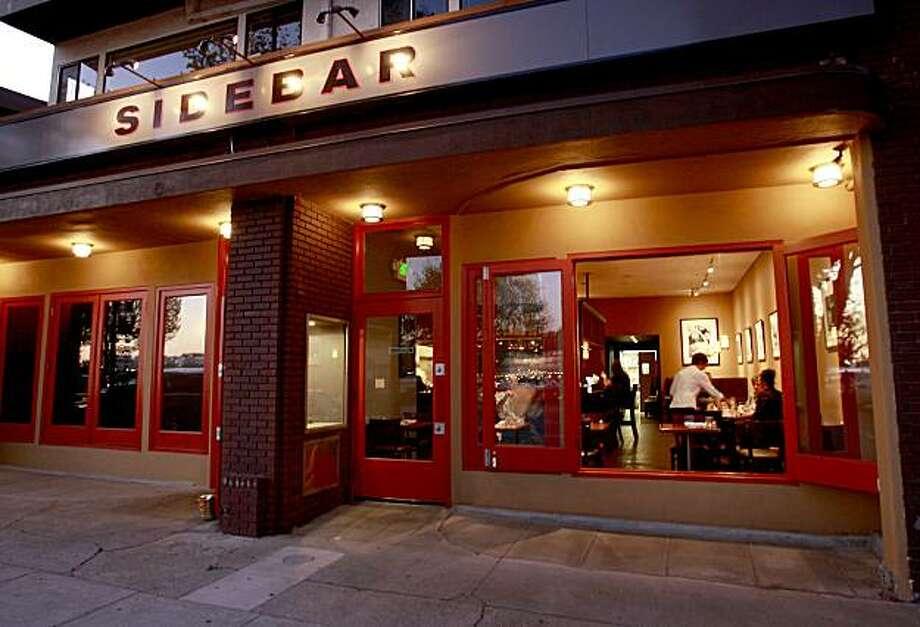 Sidebar Is Located Right Across The Street From Lake Merritt A Restaurant Near