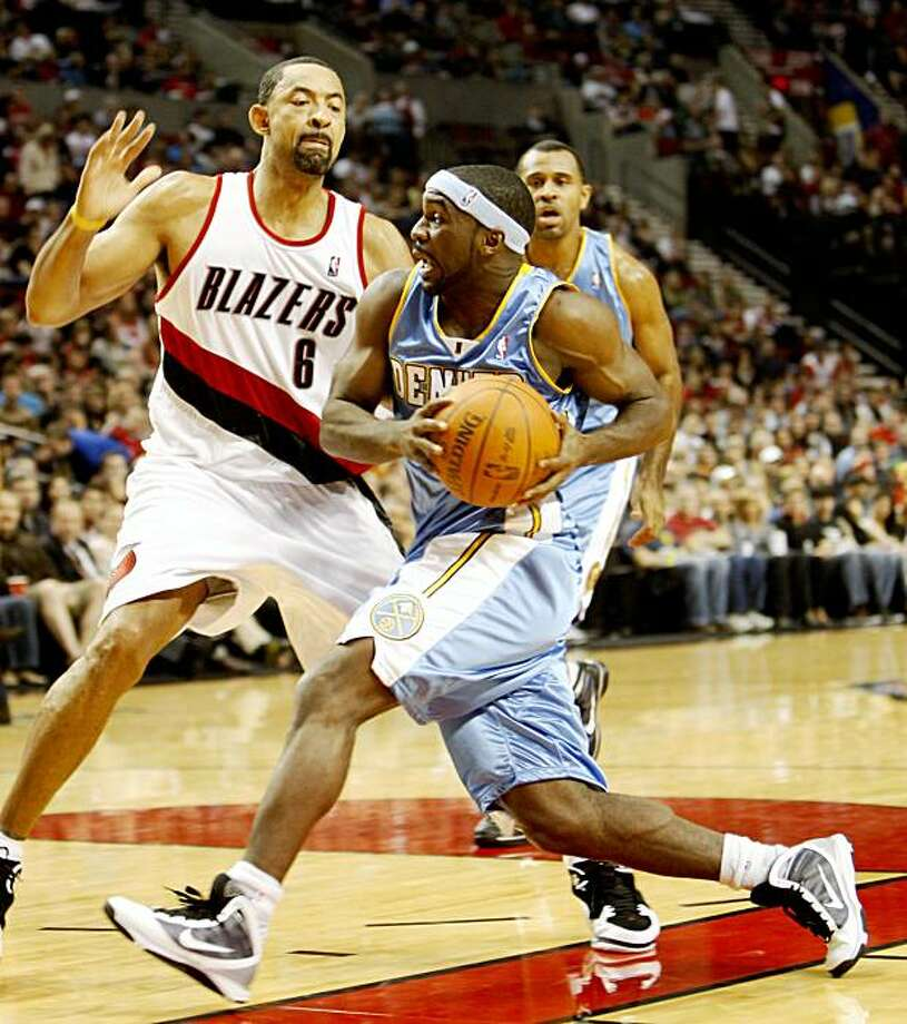 Fab Five member Juwan Howard was drafted all the way back in 1994. He just turned 40 with the Miami Heat. Photo: Rick Bowmer, AP