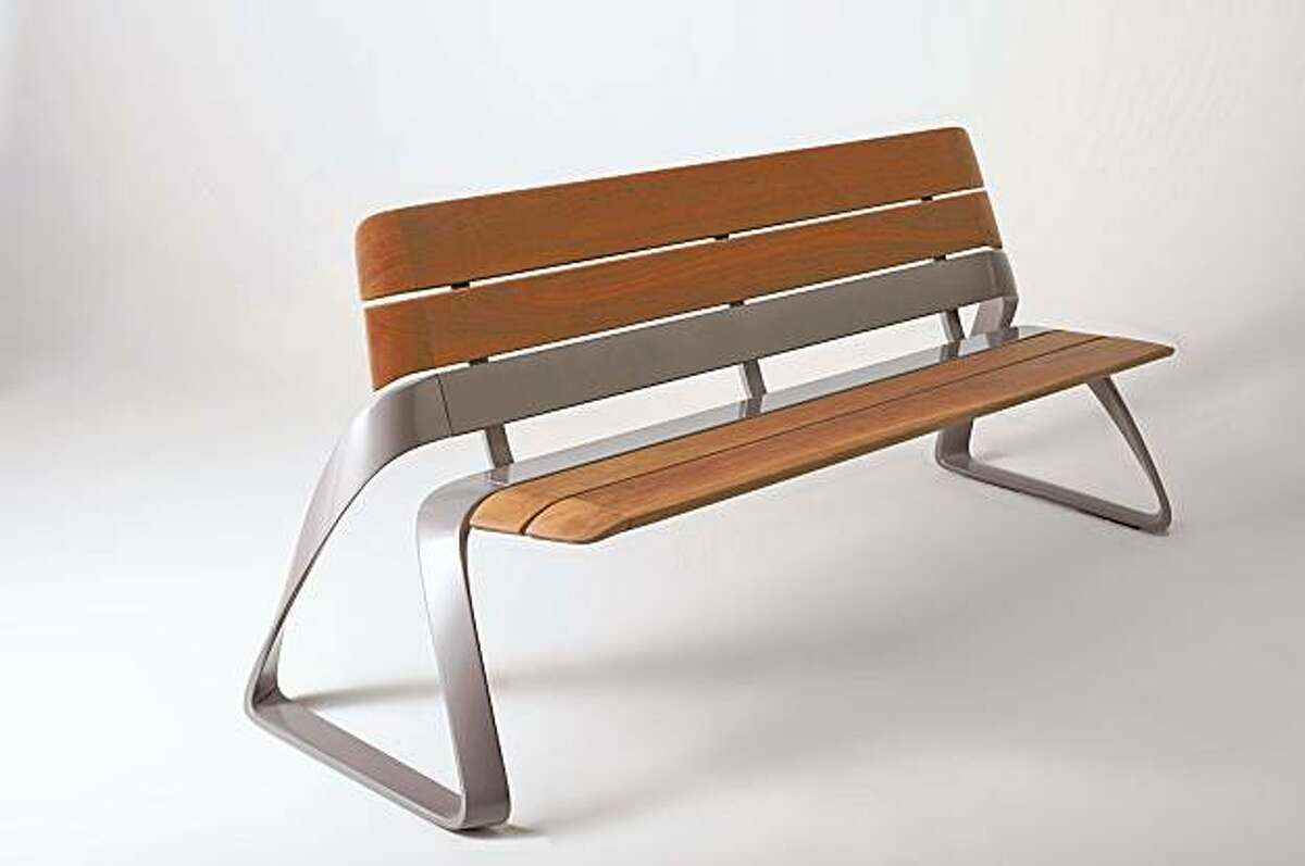 Landscape Forms' Metro40 bench