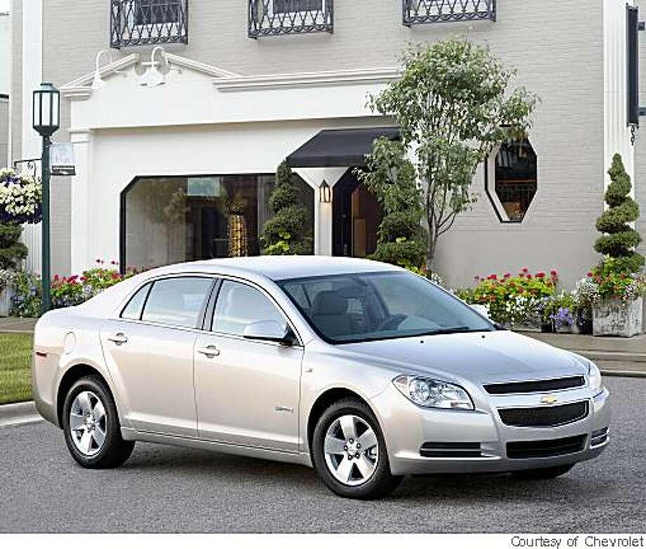 Price: $24,985MPG: 25 city, 37 highwaySource:Edmunds Photo: Courtesy Of Chevrolet