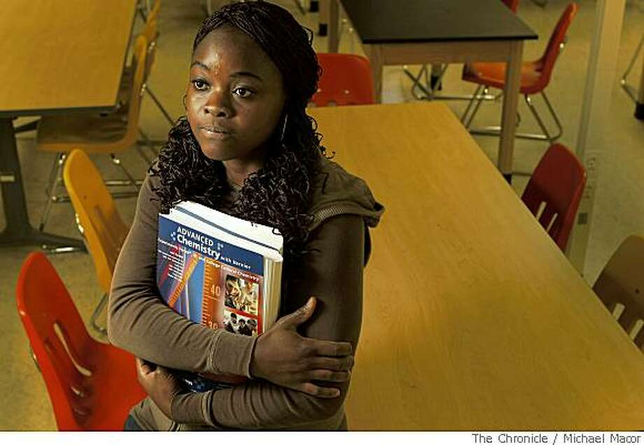 Leopoldine Leo Matialeu A 21 Year Old Cameroonian Immigrant Has Been