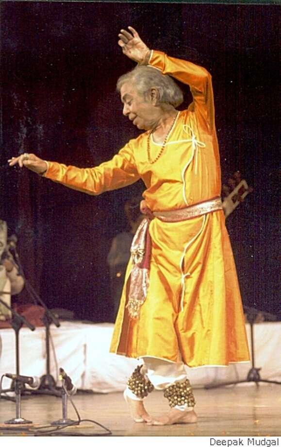 Kathak master Birju Maharaj Photo: Deepak Mudgal