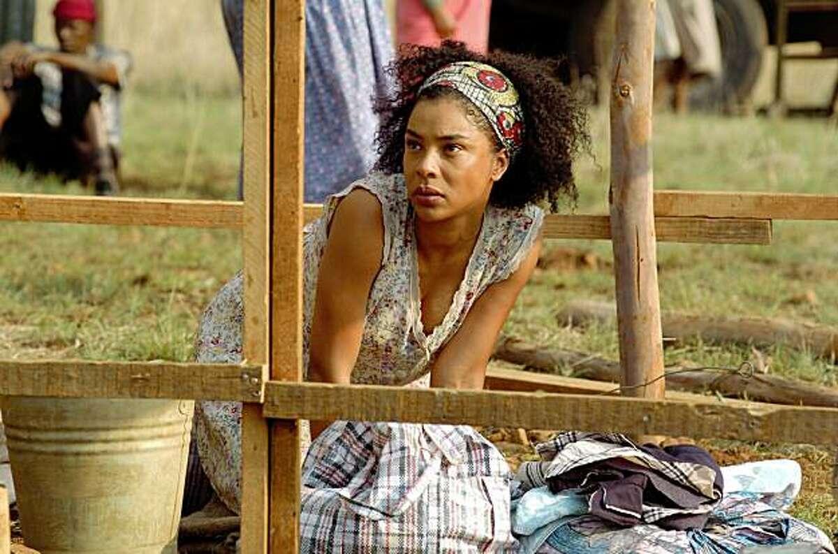 Sophie Okonedo as Sandra Laing in