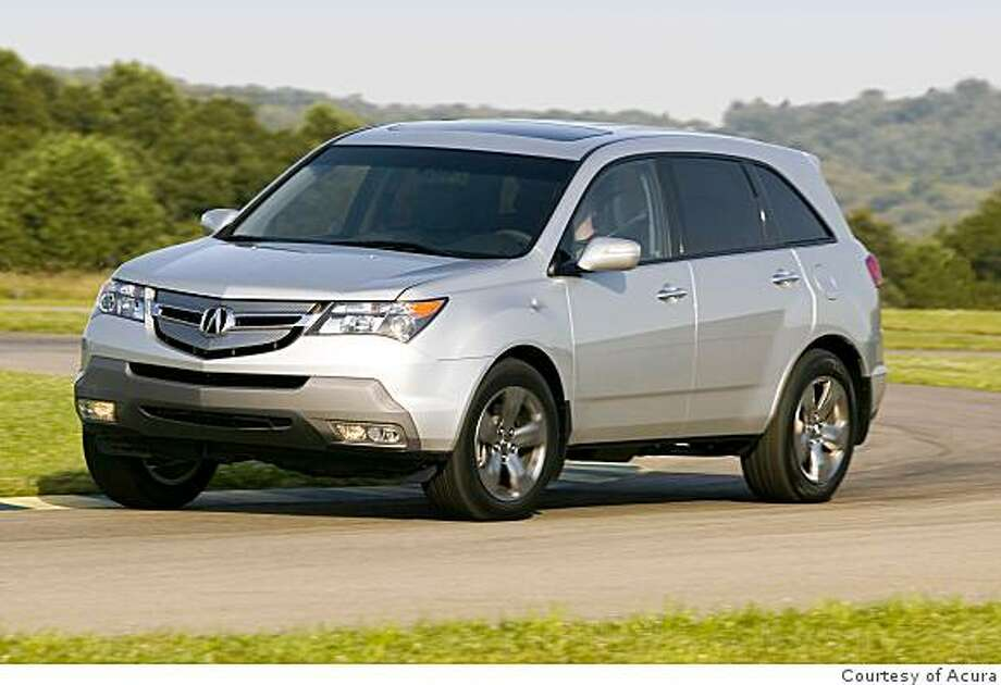 2008 Acura Mdx Sport Entertainment