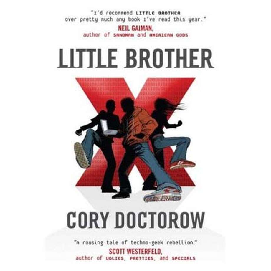"""Little Brother"" by Cory Doctorow"