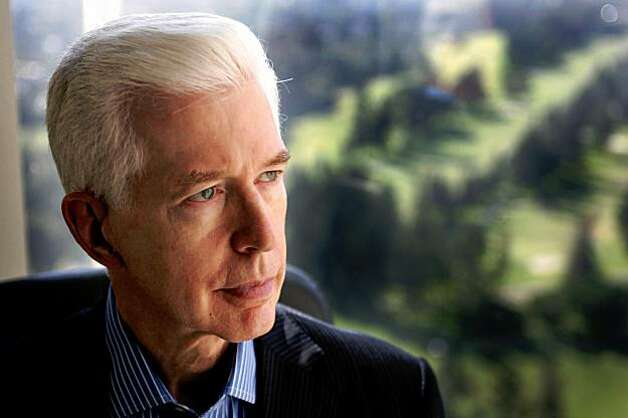 Former California Gov. Gray Davis  poses for a portrait in his office in Los Angeles, Calif., on July 02, 2009. Photo: Stefano Paltera, Special To The Chronicle