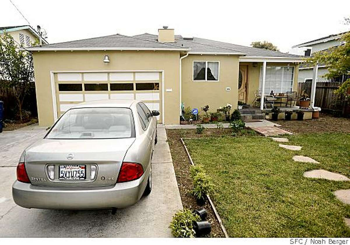 Tanya Orozco?s home in East Palo Alto, Calif., is pictured on Friday, May 23, 2008.