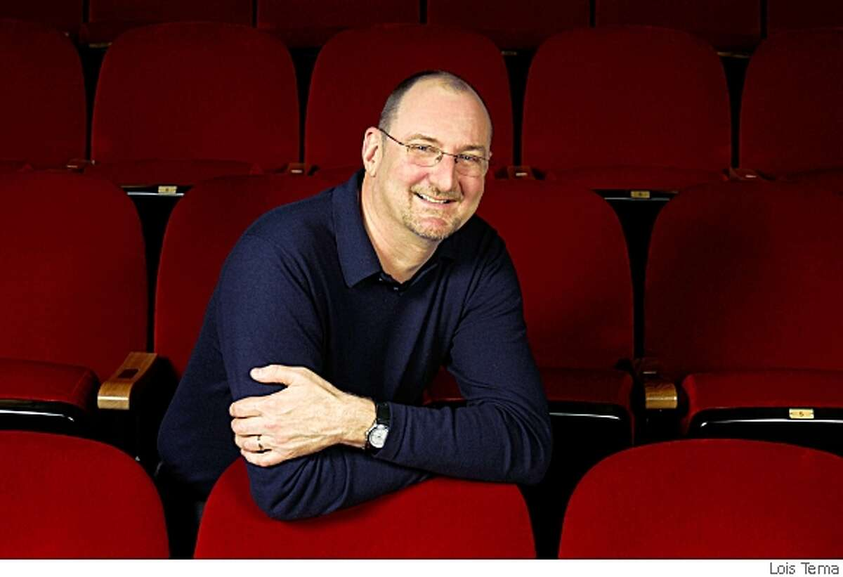 Ed Decker of New Conservatory Theatre