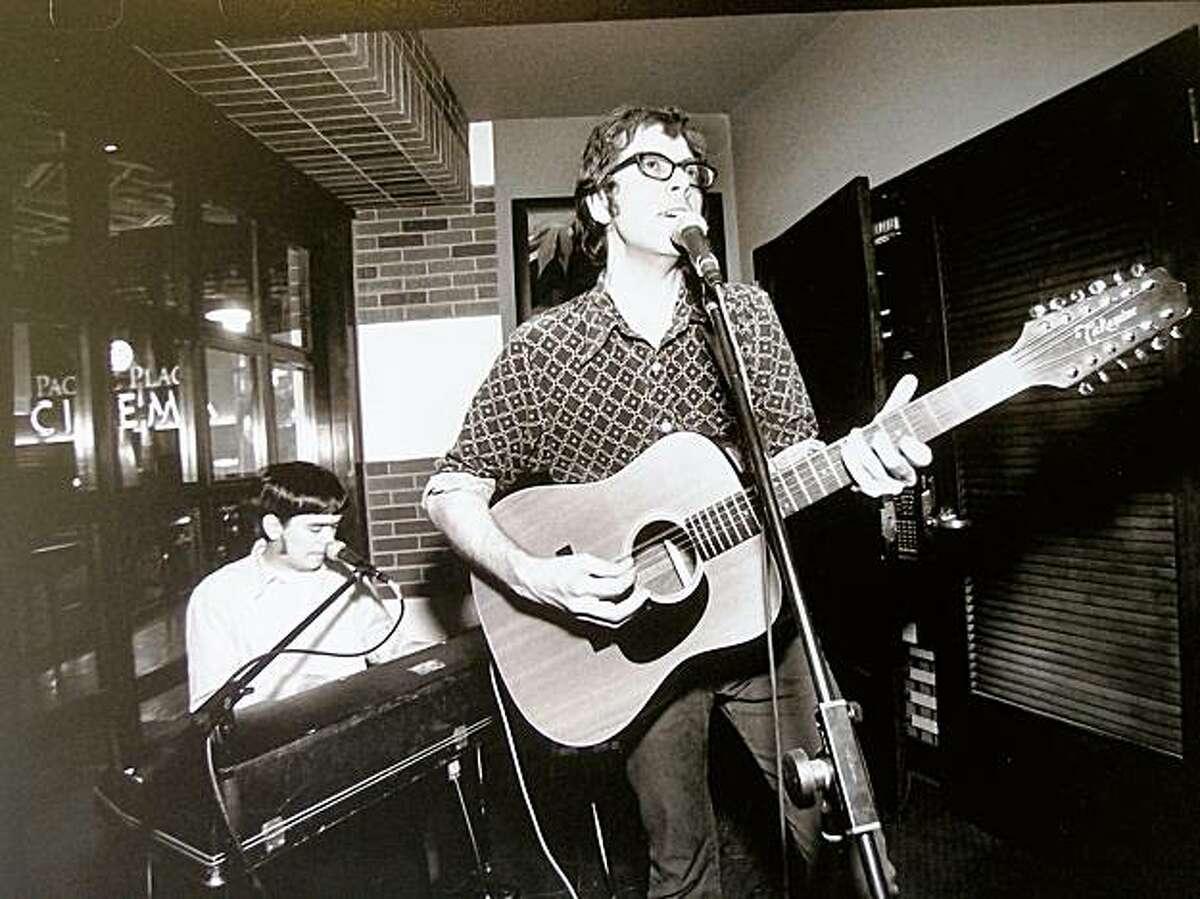 San Francisco musician Chris von Sneidern at work in Kathleen McNamara's documentary