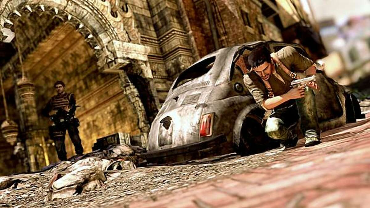 Uncharted 2: Among Thieves follows the continuing adventures fortune hunter Nathan Drake, who has a tendency to act first and think later.