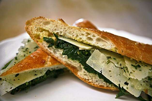 Manchego & Greens  From Cesar, Berkeley and Oakland Styling by Rachael Daylong and Rose Amoroso Photo: Russell Yip, The Chronicle