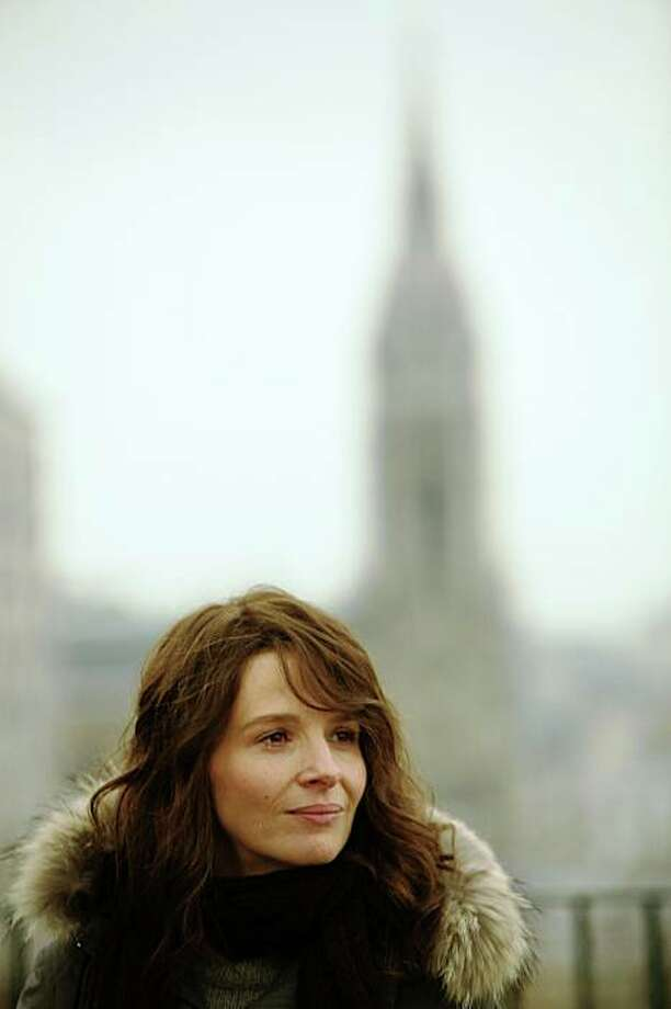 "Elise (Juliette Binoche) in Cedric Klapisch's 2009 film, ""Paris."" Photo: IFC Films"