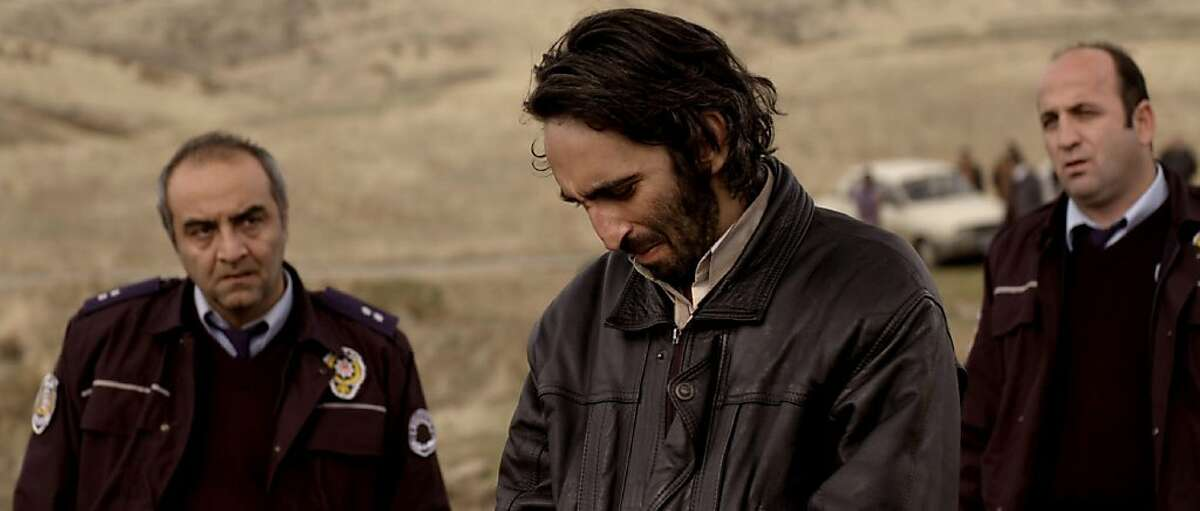 A scene from Nuri Bilge Ceylan's ONCE UPON A TIME IN ANATOLIA, opening February 10 at SF Film Society Cinema.