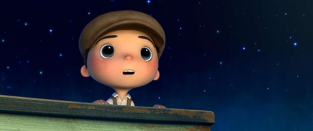 """""""La Luna"""" from Pixar"""