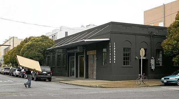 The Southern Exposure gallery will have the grand opening of their new building at 3030 20th St. in San Francisco, Calif. on Saturday, Oct. 17, 2009. Photo: Russell Yip, The Chronicle