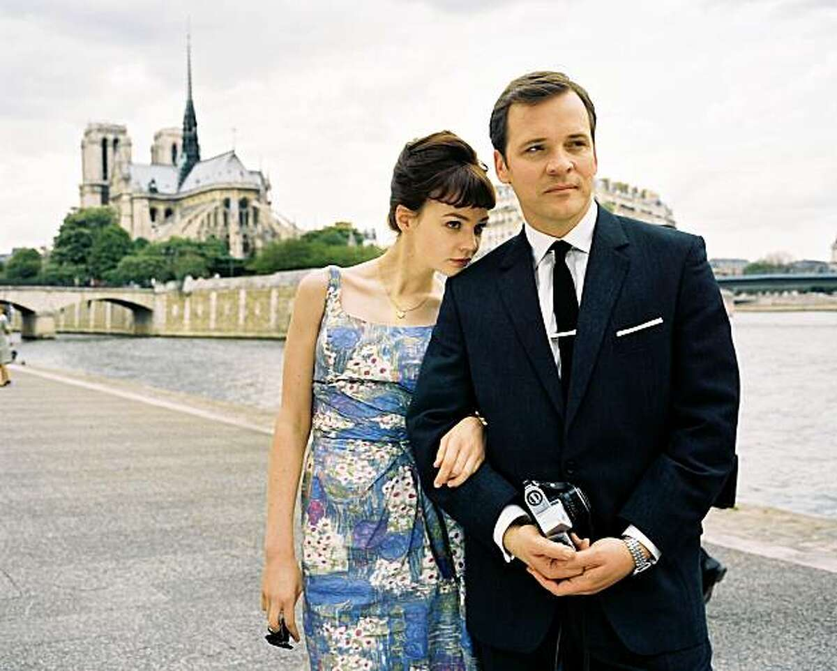 """Left to Right: Carey Mulligan as Jenny, Peter Sarsgaard as David in """"An Education"""""""