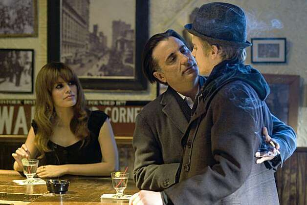 Rachel Bilson, Andy Garcia and Hayden Christensen star in NEW YORK, I LOVE YOU, a collaboration of storytelling from some of todayÕs most imaginative filmmakers and featuring an all-star cast. Photo: Courtesy Of Vivendi Entertainment